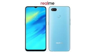 Realme 2 Pro Marathi